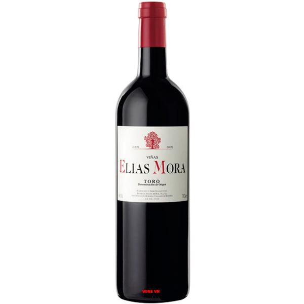Rượu Vang Elias Mora Toro