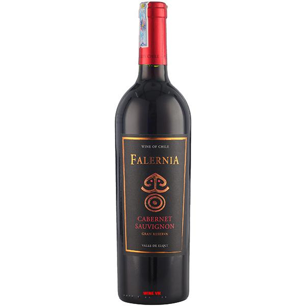 Rượu Vang Falernia Gran Reserva Cabernet Sauvignon