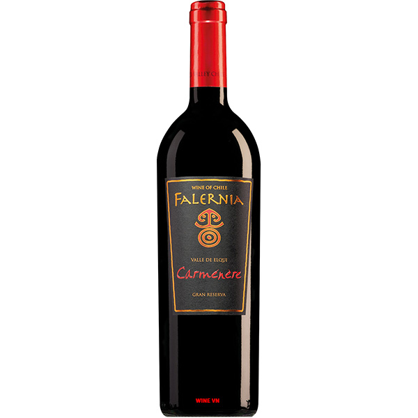 Rượu Vang Falernia Gran Reserva Carmenere