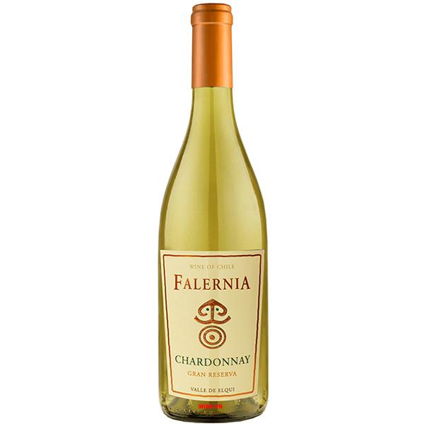Rượu Vang Falernia Gran Reserva Chardonnay