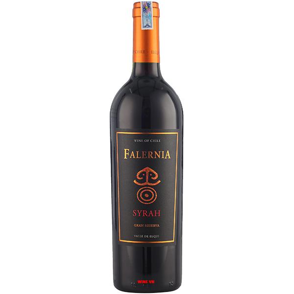 Rượu Vang Falernia Gran Reserva Syrah