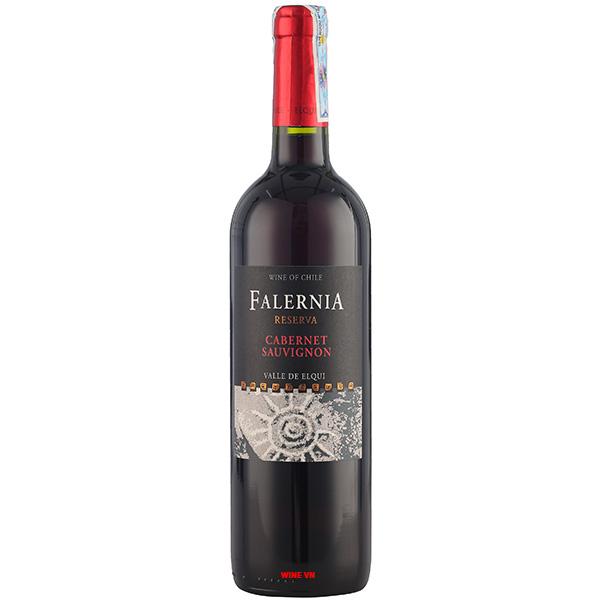 Rượu Vang Falernia Reserva Cabernet Sauvignon