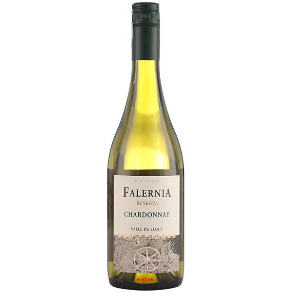 Rượu Vang Falernia Reserva Chardonnay