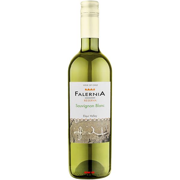 Rượu Vang Falernia Reserva Sauvignon Blanc