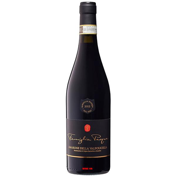 Rượu Vang Famiglia Pasqua Amarone Della Valpolicella