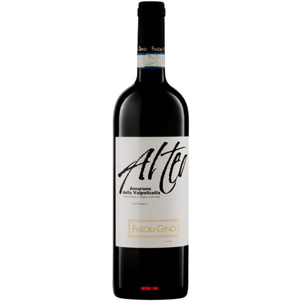 Rượu Vang Fasoli Gino Alteo Amarone Della Valpolicella