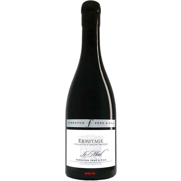 Rượu Vang Ferraton Pere & Fils Ermitage Le Meal