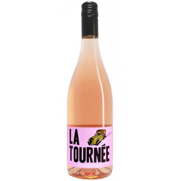 Rượu Vang Ferraton Pere & Fils La Tournee Rose