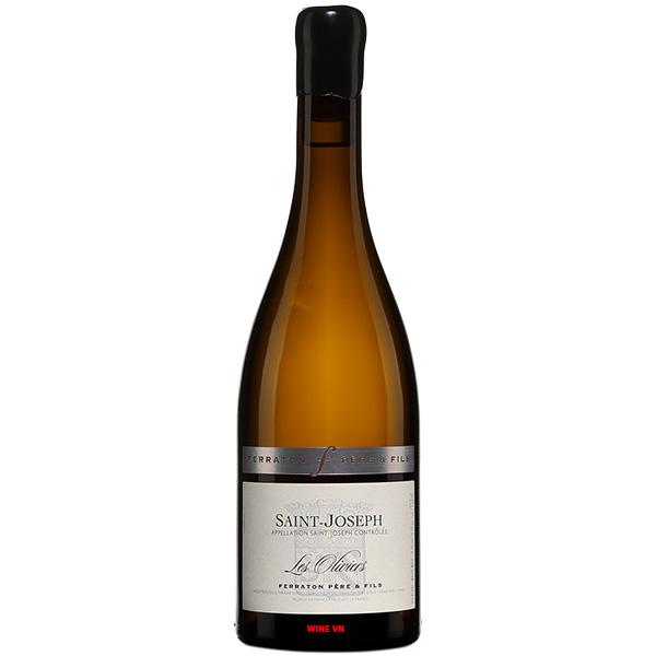 Rượu Vang Ferraton Pere & Fils Saint Joseph Les Oliviers
