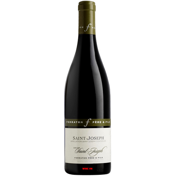 Rượu Vang Ferraton Pere & Fils Saint Joseph Lieu Dit Saint Joseph