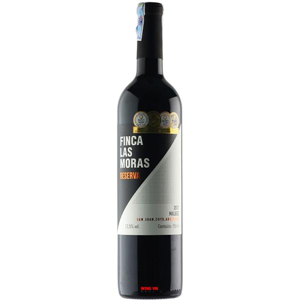 Rượu Vang Finca Las Moras Reserva Malbec