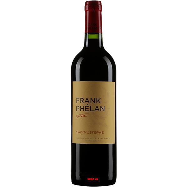 Rượu Vang Frank Phelan Saint Estephe