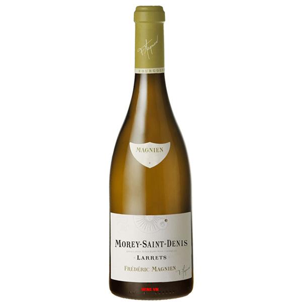 Rượu Vang Frederic Magnien Morey Saint Denis Larrets