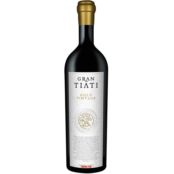Rượu Vang Gran Tiati Gold