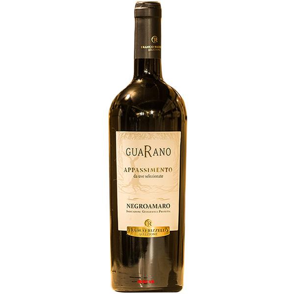Rượu Vang Guarano Appassimento Negroamaro