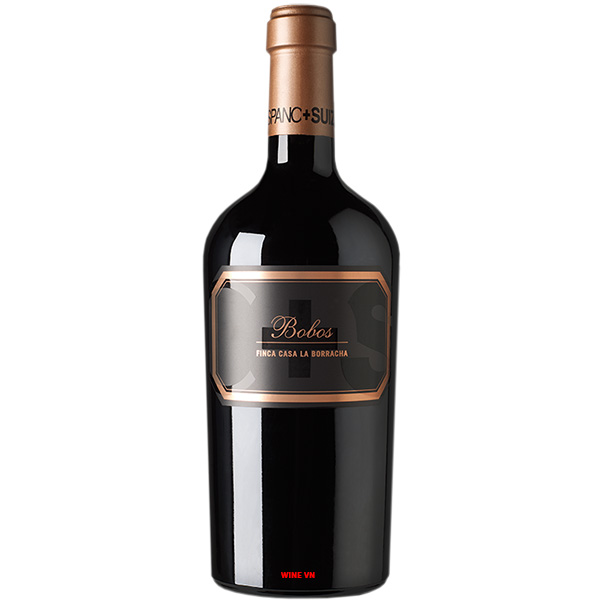 Rượu Vang Hispano Suizas Bobos Finca Casa La Borracha