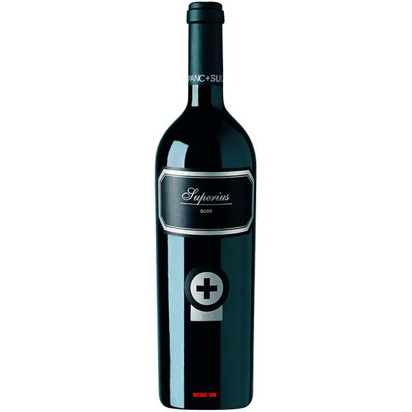 Rượu Vang Hispano Suizas Quod Superius