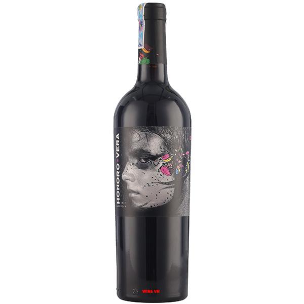 Rượu Vang Honoro Vera Garnacha