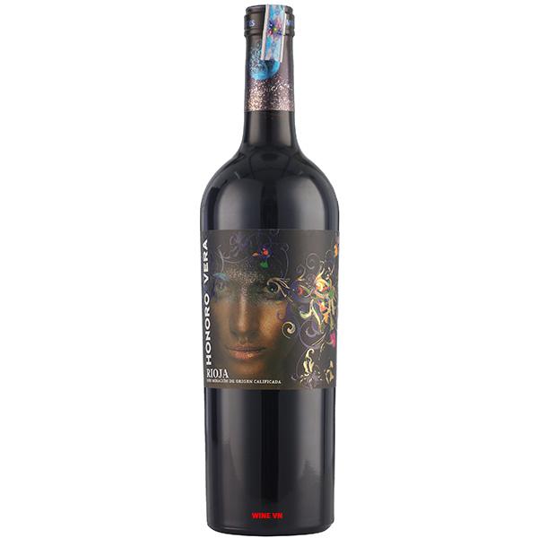Rượu Vang Honoro Vera Rioja Tempranillo