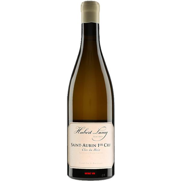 Rượu Vang Hubert Lamy Saint Aubin 1er Cru Clos Des Meix