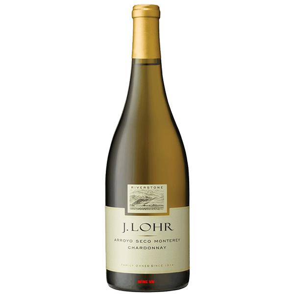 Rượu Vang J.Lohr Riverstone Chardonnay