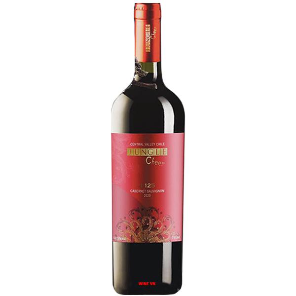 Rượu Vang Jungle Cheer Cabernet Sauvignon