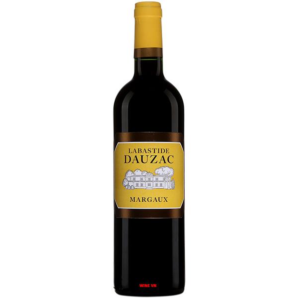 Rượu Vang Labastide Dauzac Margaux