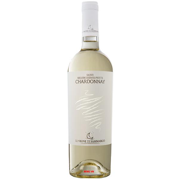 Rượu Vang Le Vigne Di Sammarco Chardonnay