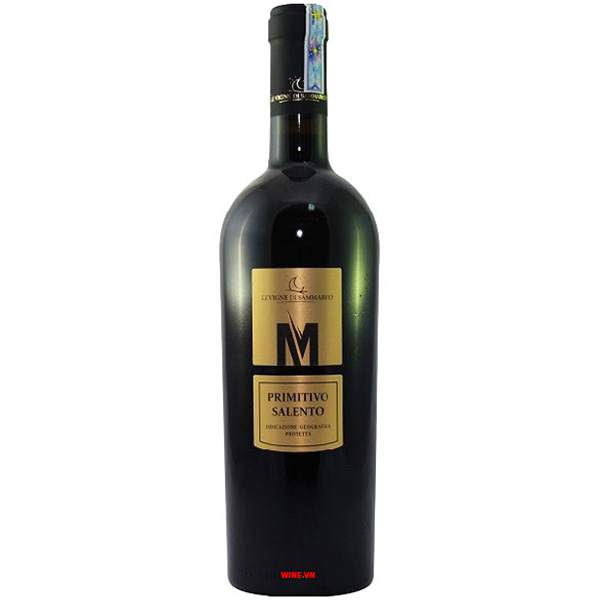 Rượu Vang Le Vigne Di Sammarco M Primitivo Salento