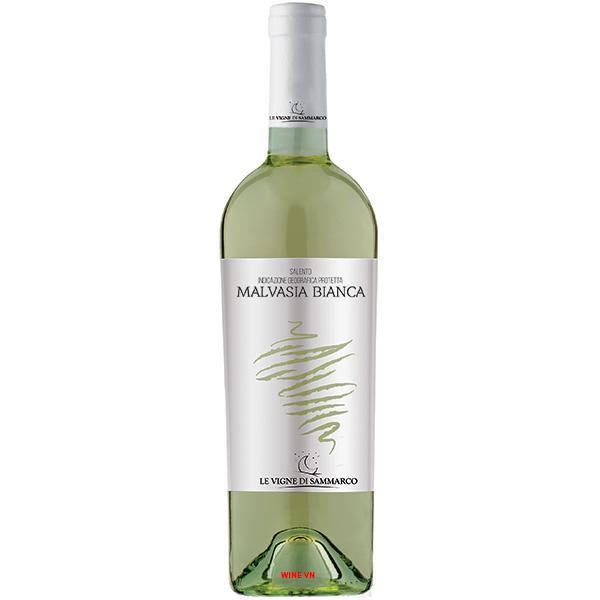 Rượu Vang Le Vigne Di Sammarco Malvasia Bianca