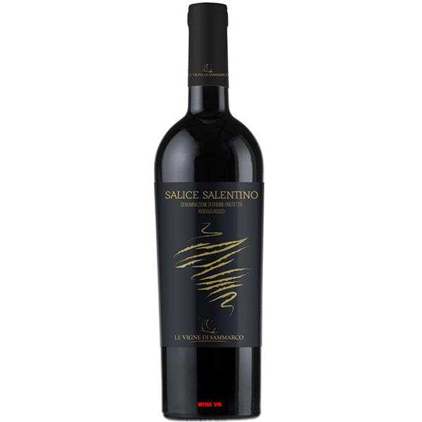 Rượu Vang Le Vigne Di Sammarco Salice Salentino Riserva Rosso