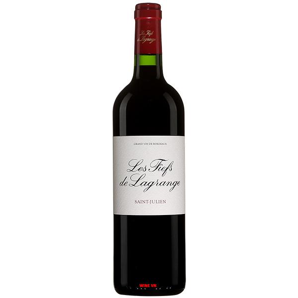Rượu Vang Les Fiefs De Lagrange