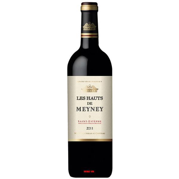 Rượu Vang Les Hauts De Meyney