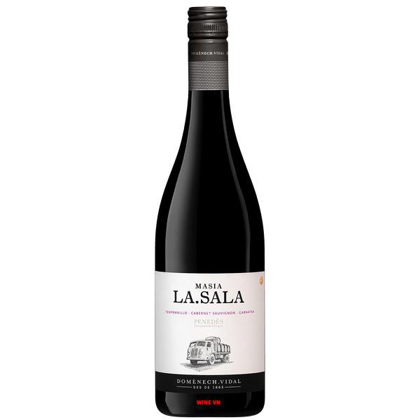 Rượu Vang Masia La Sala Domenech Vidal