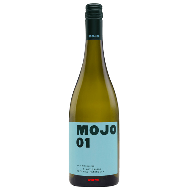 Rượu Vang Mojo 01 Pinot Grigio