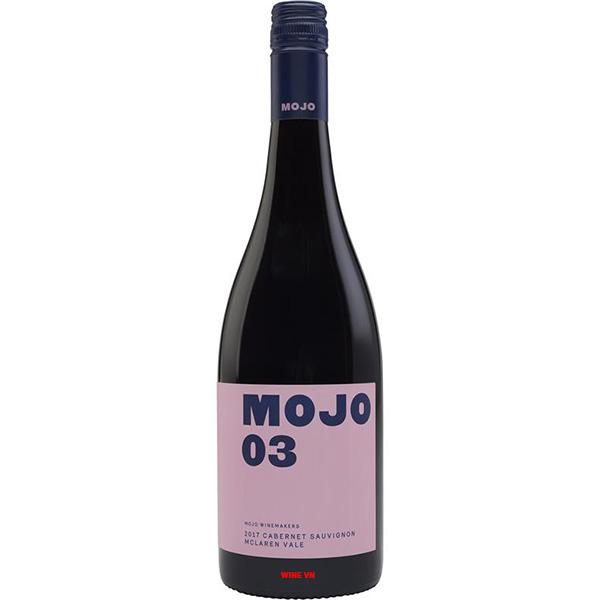 Rượu Vang Mojo 03 Cabernet Sauvignon