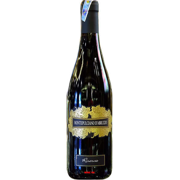 Rượu Vang Montepulciano D'Abruzzo Riserva