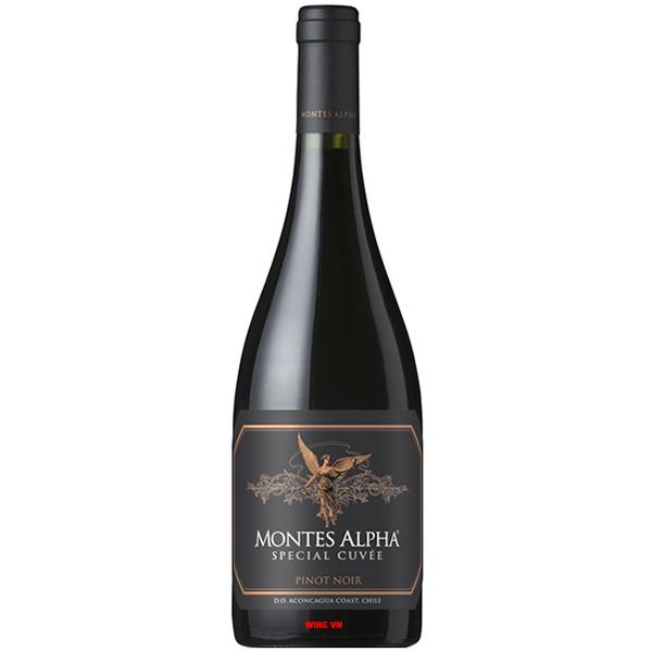 Rượu Vang Montes Alpha Special Cuvee Pinot Noir