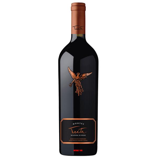 Rượu Vang Montes TAITA Cabernet Sauvignon