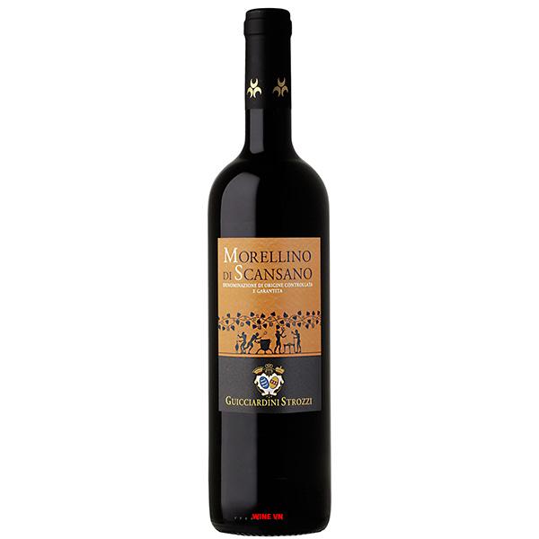 Rượu Vang Morellino Di Scansano Guicciardini Strozzi