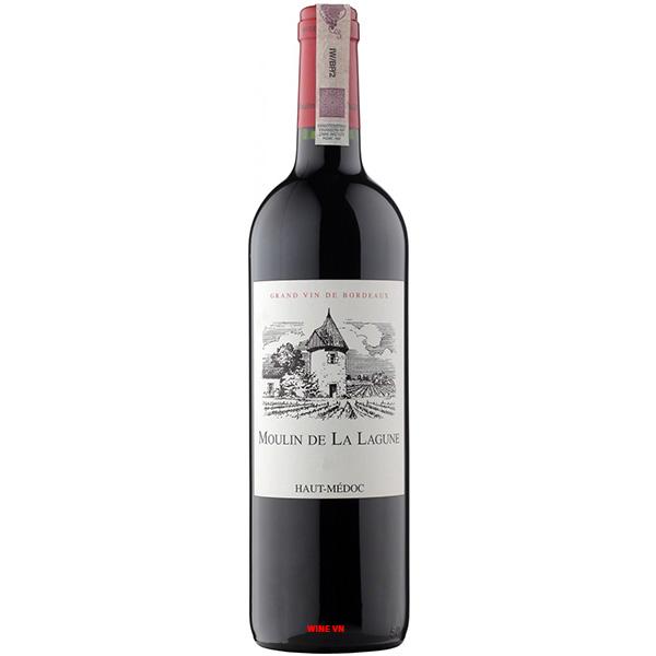 Rượu Vang Moulin De La Lagune Haut - Medoc