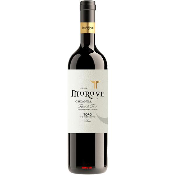 Rượu Vang Muruve Crianza
