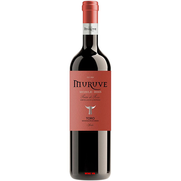 Rượu Vang Muruve Roble