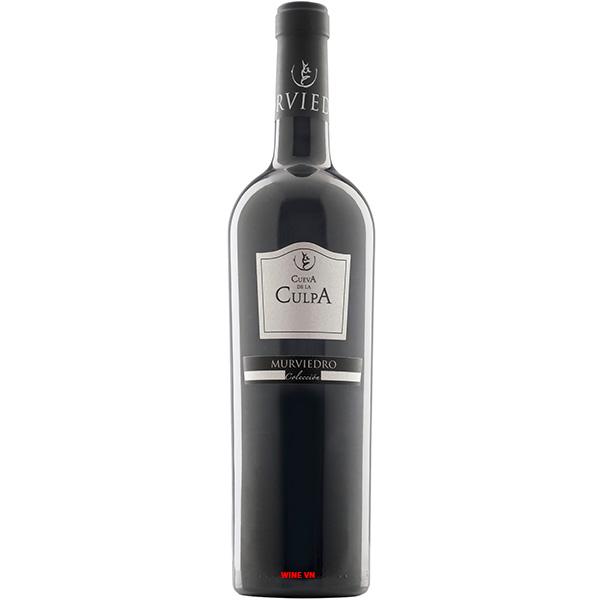 Rượu Vang Murviedro Cueva De La Culpa