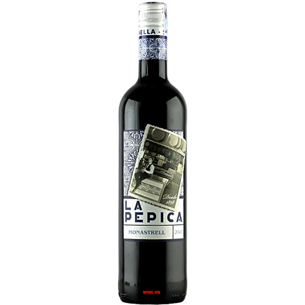 Rượu Vang Murviedro La Pepica Monastrell