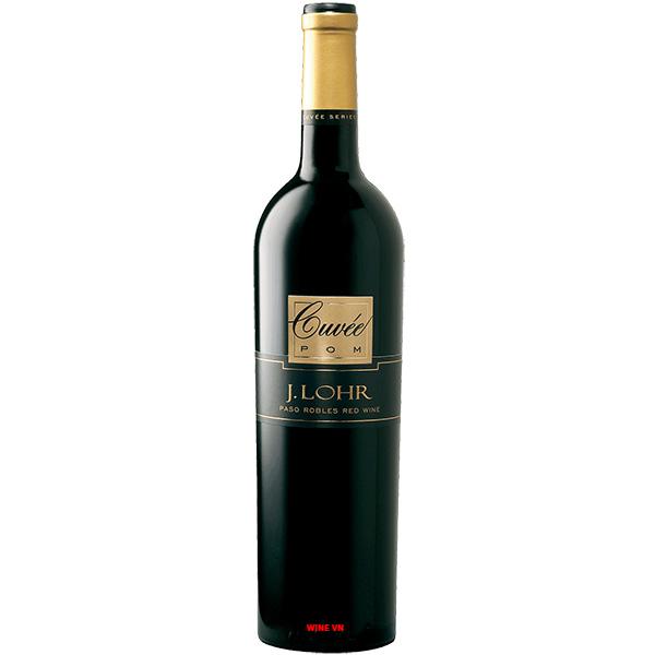 Rượu Vang Mỹ J.Lohr Cuvee Series
