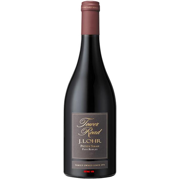 Rượu Vang Mỹ J.Lohr Tower Road Petite Sirah