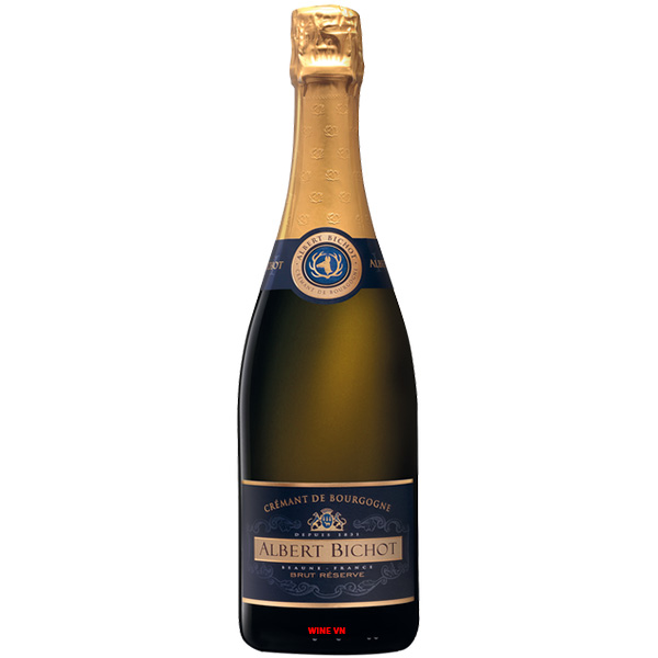 Rượu Vang Nổ Albert Bichot Cremant De Bourgogne
