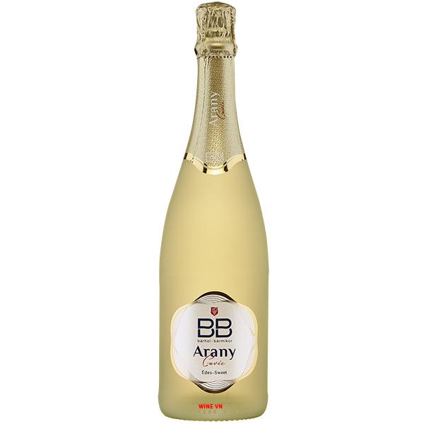 Rượu Vang Nổ BB Arany Cuvee