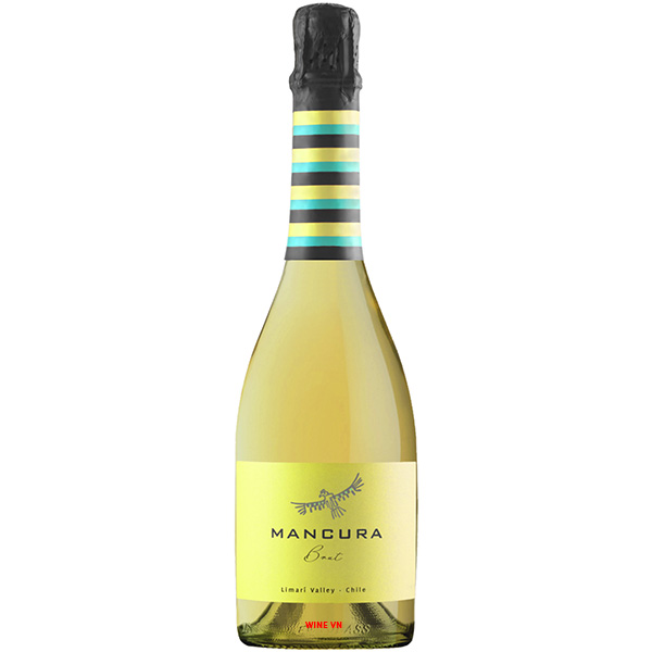 Rượu Vang Nổ Mancura Brut